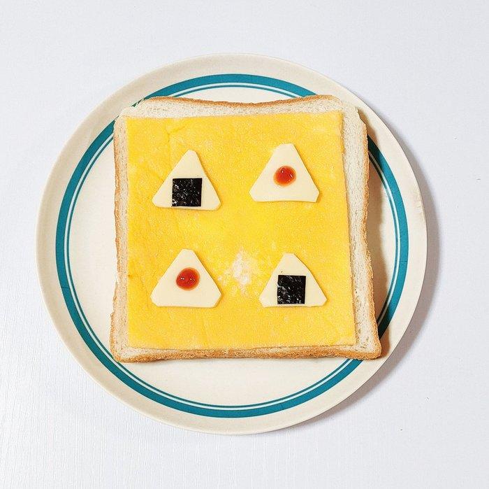 いつものトーストが、ミニトマトで大変身!子どもウケも◎な映えパン特集の画像13