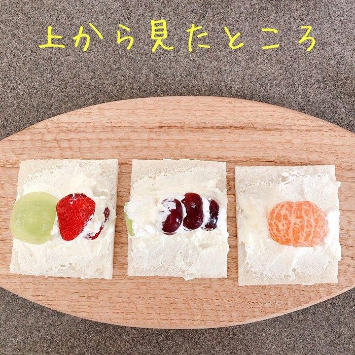 いつものトーストが、ミニトマトで大変身!子どもウケも◎な映えパン特集の画像9