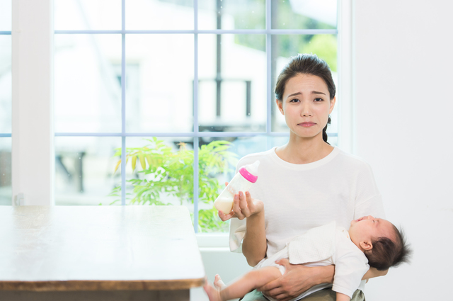 「母乳とミルク」どちらがいいの?3人の乳児期をすぎてみればの結論の画像2