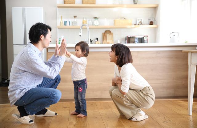 育児書の知識より、家族の笑顔を優先!私と夫の違い<第四回投稿コンテストNO.101>の画像1