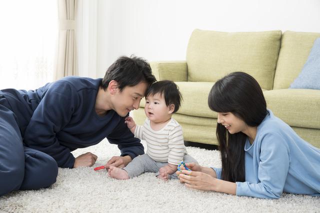 0歳の月齢別おすすめの室内遊びや本を紹介!体や心の発達の目安とは?の画像6