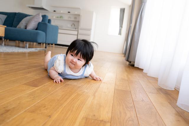 赤ちゃんのハイハイはいつから始まる?平均の時期や練習の方法など解説の画像6