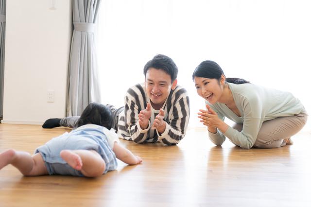赤ちゃんのハイハイはいつから始まる?平均の時期や練習の方法など解説の画像5