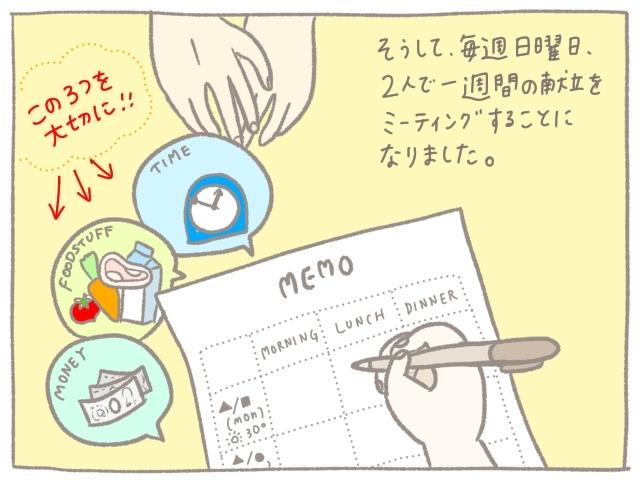 家計簿見直し!夫婦ではじめた毎日ご飯の新ルールがうれしい♡の画像8
