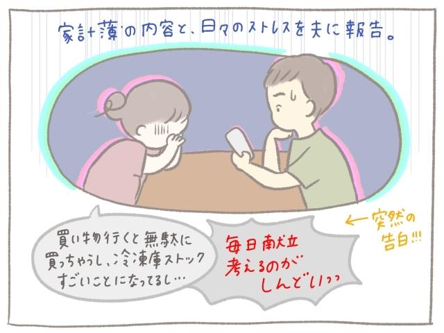 家計簿見直し!夫婦ではじめた毎日ご飯の新ルールがうれしい♡の画像6