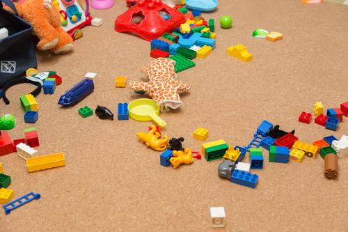 自粛生活で物があふれる家の中…親子で取り組んだ片付けを通じて、伝えたいことのタイトル画像