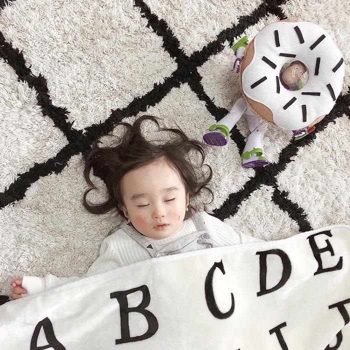 今年の夏こそ室内チャレンジ!癒しのお昼寝アートや赤ちゃんの面白写真を特集!の画像7