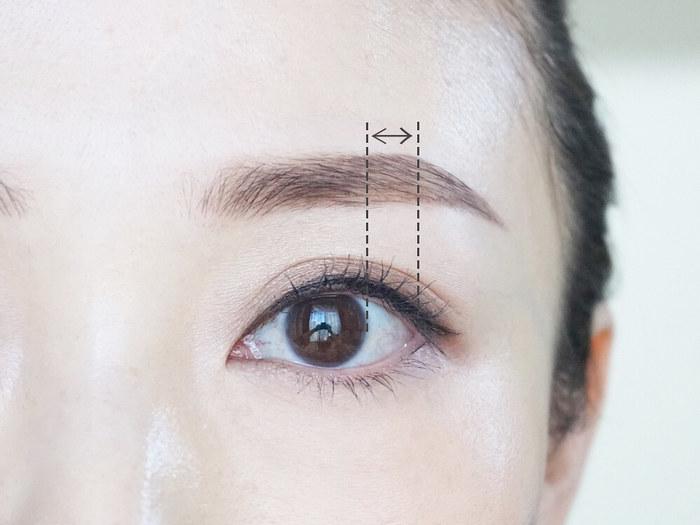 自分に似合う、眉の太さの見つけ方とは…?トレンド眉メイクのポイントも!の画像22
