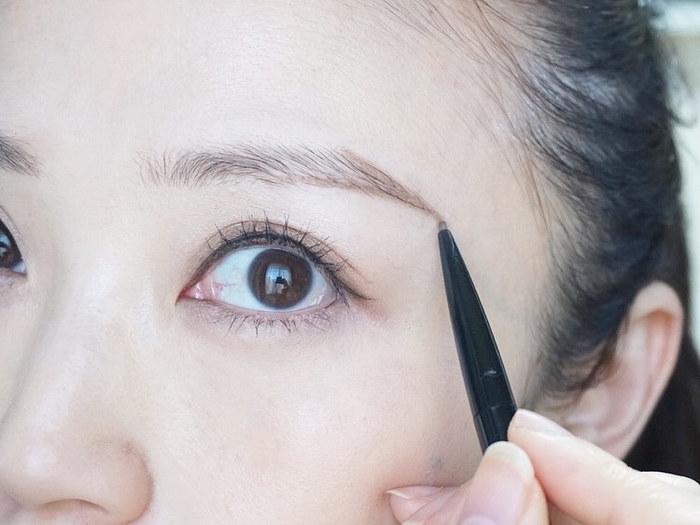 自分に似合う、眉の太さの見つけ方とは…?トレンド眉メイクのポイントも!の画像21