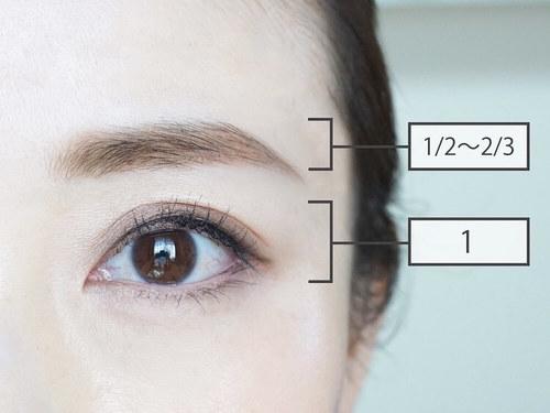 自分に似合う、眉の太さの見つけ方とは…?トレンド眉メイクのポイントも!のタイトル画像