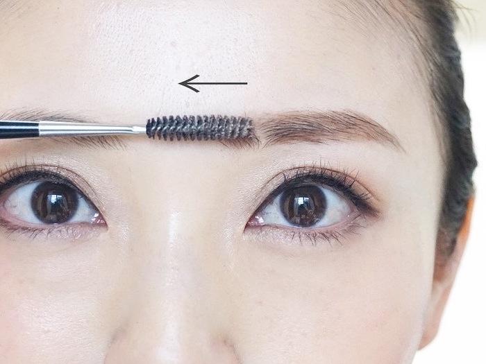 自分に似合う、眉の太さの見つけ方とは…?トレンド眉メイクのポイントも!の画像16
