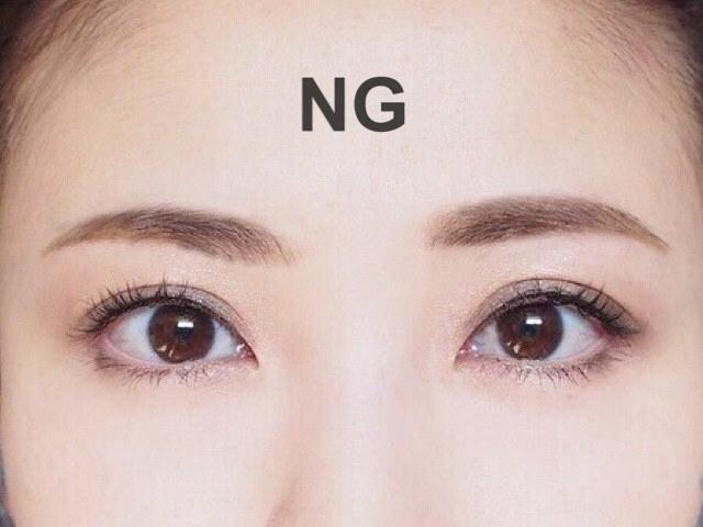 自分に似合う、眉の太さの見つけ方とは…?トレンド眉メイクのポイントも!の画像4