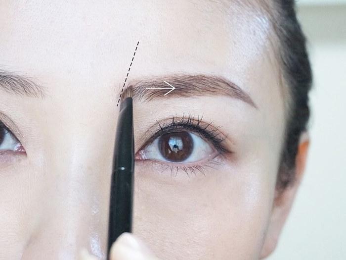 自分に似合う、眉の太さの見つけ方とは…?トレンド眉メイクのポイントも!の画像27