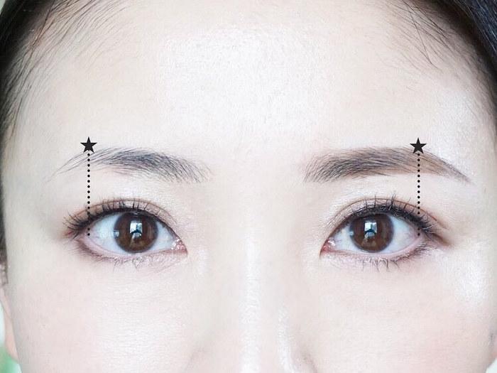 自分に似合う、眉の太さの見つけ方とは…?トレンド眉メイクのポイントも!の画像6