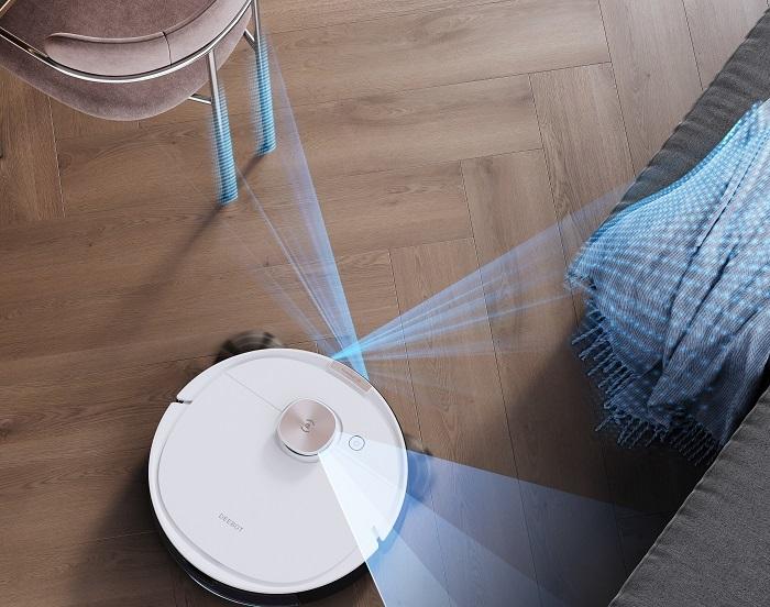 面倒な掃除機がけ&水拭きが一回で終わる!最先端のお掃除ロボ、試してみたの画像11