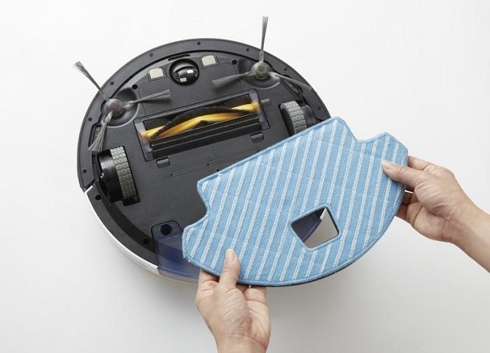 面倒な掃除機がけ&水拭きが一回で終わる!最先端のお掃除ロボ、試してみたの画像3