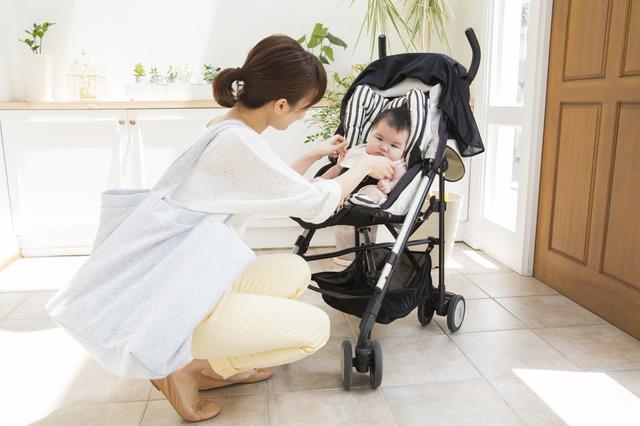 新生児の外出はどうすればいい?外出時の持ち物や注意点をご紹介の画像3