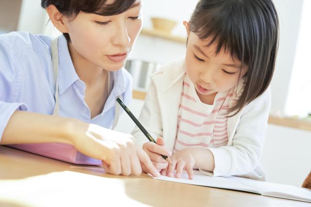 """宿題の丸付けは""""○✕つけ""""ではない。子どもに「まちがえてもいい!」を伝える工夫の画像2"""