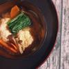 野菜も肉もたっぷり、体ポカポカ♡出汁から作るお味噌汁レシピのタイトル画像