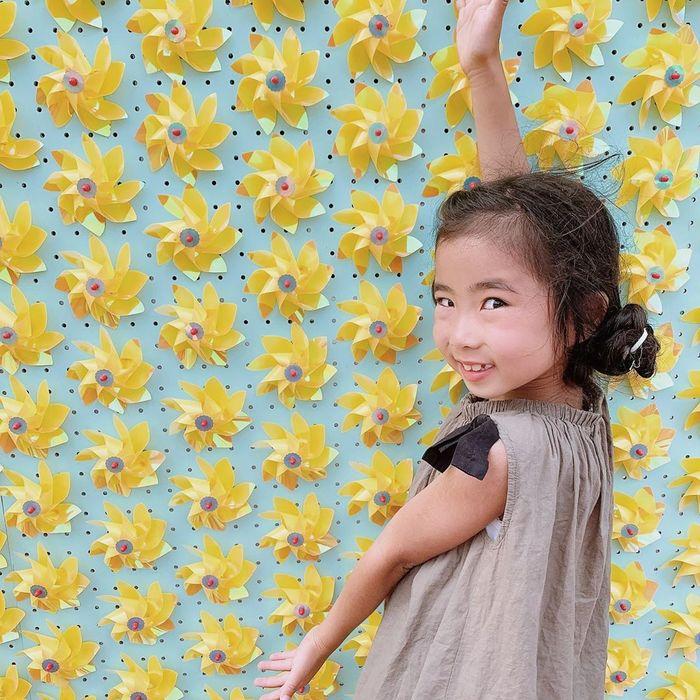 向日葵にスイカに花火…夏×子どもは最強~!映えるお写真、集めました♡の画像3