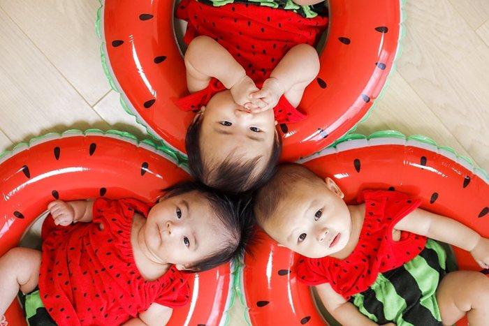 向日葵にスイカに花火…夏×子どもは最強~!映えるお写真、集めました♡の画像1