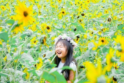 向日葵にスイカに花火…夏×子どもは最強~!映えるお写真、集めました♡のタイトル画像