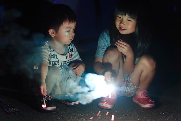 向日葵にスイカに花火…夏×子どもは最強~!映えるお写真、集めました♡の画像4