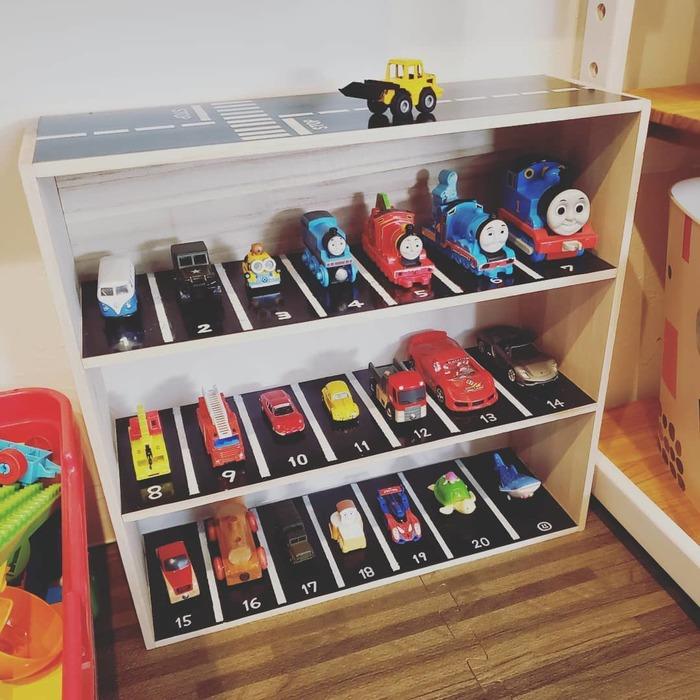 整頓上手はこうするのか…!おもちゃやお弁当グッズの収納術まとめの画像1
