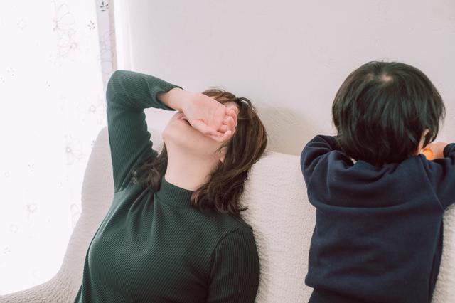 育児疲れで思考ストップな夜!限界を超えた「母」はこんな気持ちです!の画像1