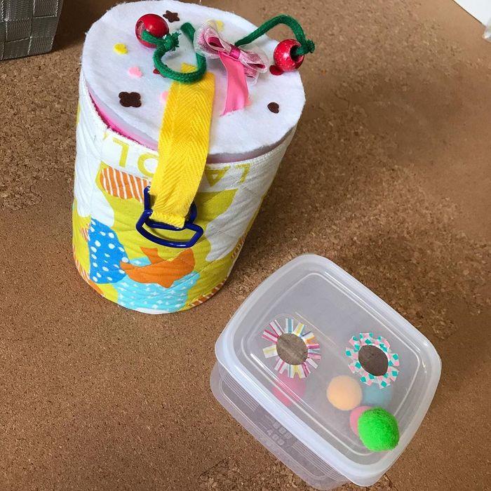 0~1歳さんに♡ビジーボードや引っ張りおもちゃ、手作りしてみませんか?の画像3