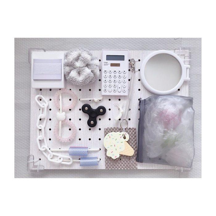 0~1歳さんに♡ビジーボードや引っ張りおもちゃ、手作りしてみませんか?の画像5