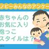縦抱き、横抱き、おんぶ。赤ちゃんが好きな抱っこはなぁに?のタイトル画像