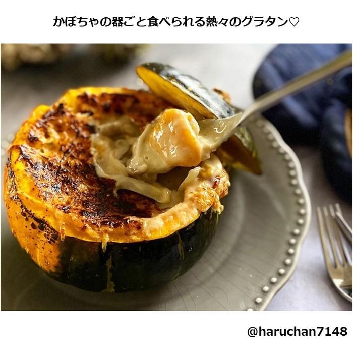 かぼちゃに栗にきのこに鮭に…♡秋の味覚がたっぷり!おうちごはん集の画像3