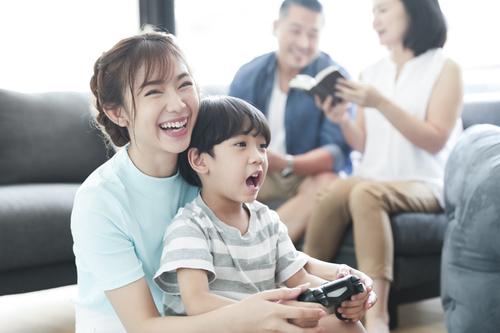 6歳息子がゲームデビュー!母の不安を吹き飛ばした意外な副産物とは?のタイトル画像
