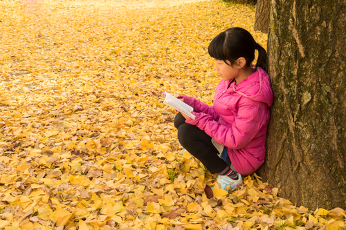 読み聞かせを拒んでいた娘。アニメ好きをきっかけに、まるで文学少女!になるまでのタイトル画像