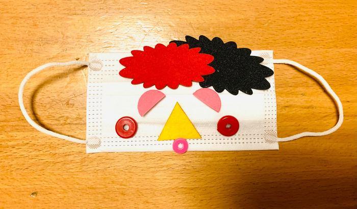 """自分で作れるから""""特別""""に!お子様用ハロウィンマスクの作り方☆の画像5"""