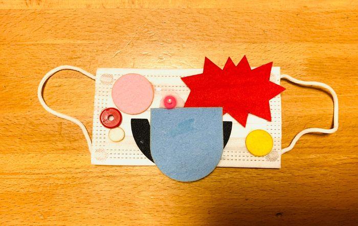 """自分で作れるから""""特別""""に!お子様用ハロウィンマスクの作り方☆の画像7"""