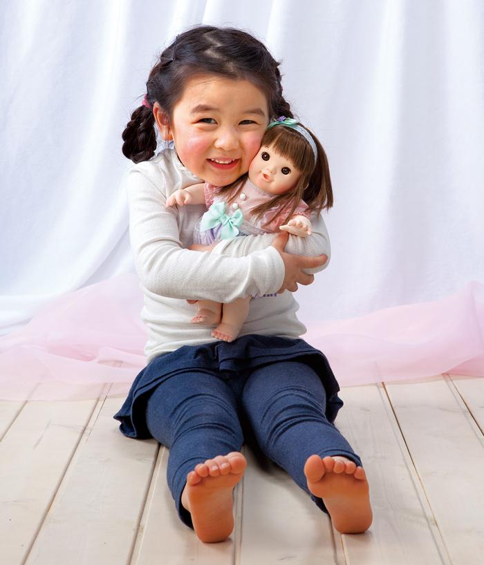 遊びながら成長する姿が愛おしい!「ぽぽちゃん」と3人のおねえさんのお話。の画像14