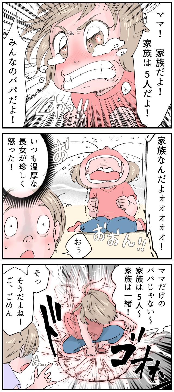 夫婦円満を目指していたママの行動に、長女の怒りが爆発!の画像4