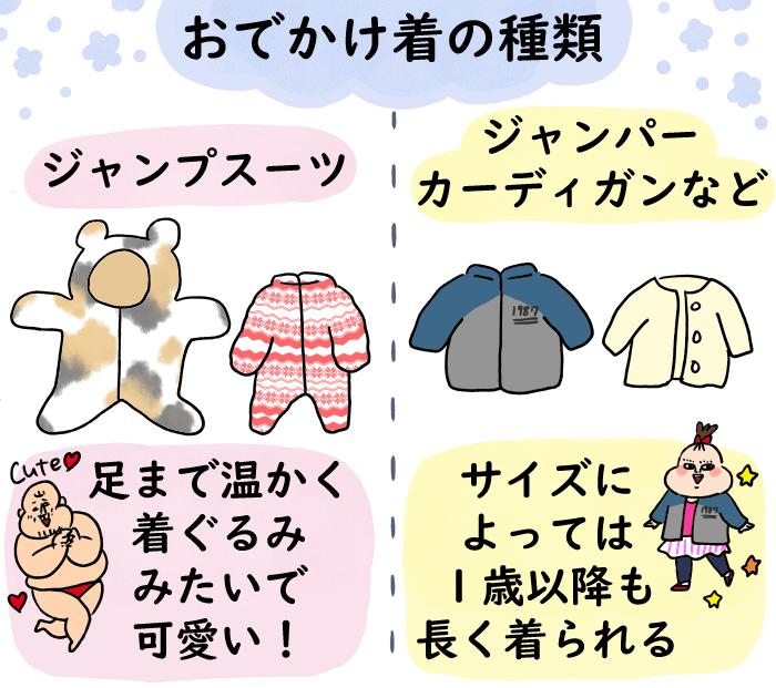 こんなに違うの!?「夏生まれの赤ちゃん」と「秋~冬生まれの赤ちゃん」の着せ方を徹底比較!!の画像4
