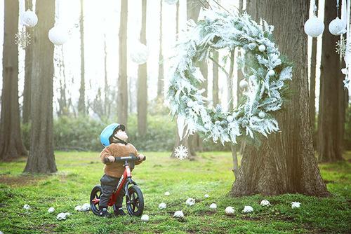 今だけ限定の特典も!Xmasプレゼントに「ストライダー」がおすすめな理由のタイトル画像