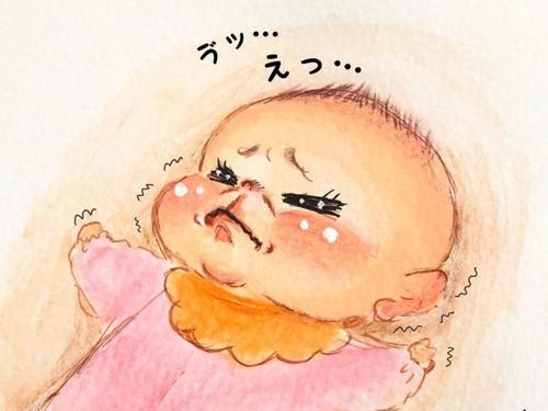 ゴクッ…これは泣く5秒前…!?表情ひとつで翻弄する、生まれたての日々♡のタイトル画像