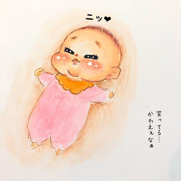ゴクッ…これは泣く5秒前…!?表情ひとつで翻弄する、生まれたての日々♡の画像4