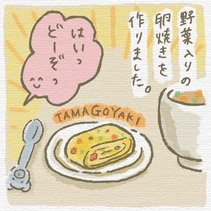 手づかみ食べしやすくお野菜たっぷり、作りおきもOK♡完璧な母を悲劇が襲うの画像17