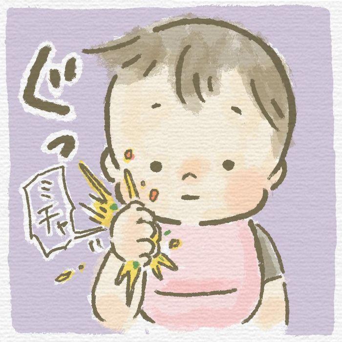 手づかみ食べしやすくお野菜たっぷり、作りおきもOK♡完璧な母を悲劇が襲うの画像19