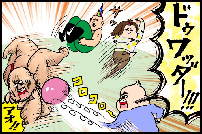 子どもから大人まで、お家でも楽しい「ちょっと変わったドッジボール」やってみた!の画像6