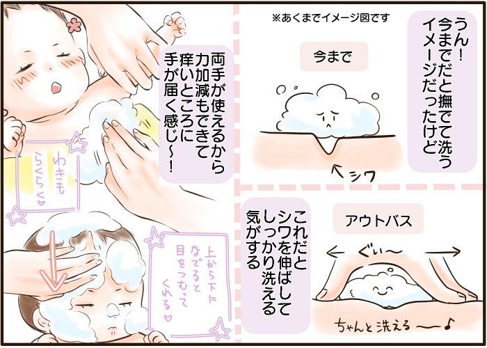 腰痛に悩まされる沐浴。こんな解決法があったなんて!の画像8