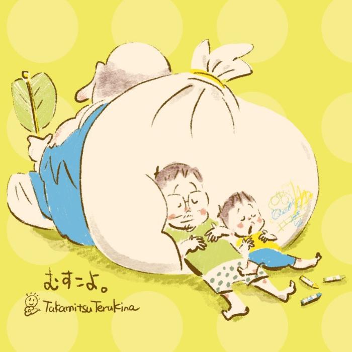 パパ考案、「歯磨きを促す」はずのバイキン物語…迎えたのは悲しい結末の画像1