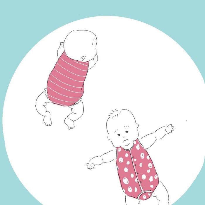 双子って最強におもしろカワイイ…ふと目を離したすきに、起きていることの画像3