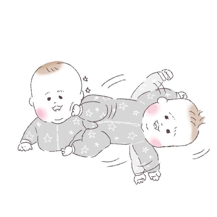 双子って最強におもしろカワイイ…ふと目を離したすきに、起きていることの画像24